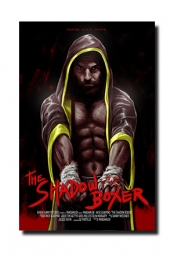 The Shadow Boxer by Panda Musk