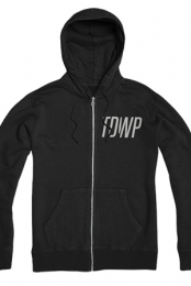 Viper Zip Up Hoodie (Black)