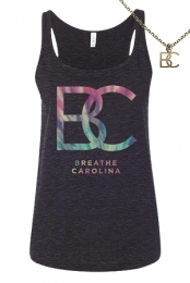 Dye Girls Slouchy Tank + BC Couture Necklace