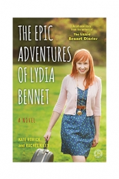 The Epic Adventures of Lydia Bennet by Kate Rorick