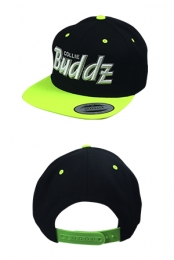 Snapback (Black/Lime Green)