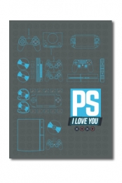 PS I Love You XOXO Poster