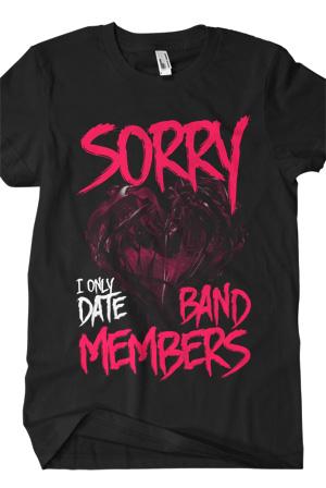 dating band members