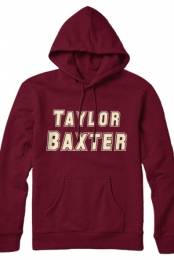 Taylor Baxter Pullover Hoodie