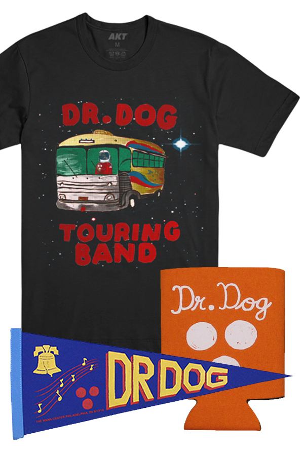 Flag koozie space bus tee t shirt dr dog t shirts for Shirts and apparel koozie