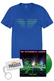 The Psychedelic Swamp Slime Green LP Bundle