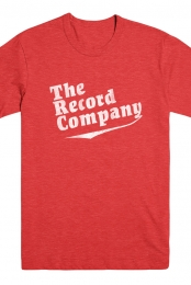 Logo Tee (Heather Red)