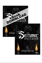 The Seitanic Spellbook (Book + E-Book)