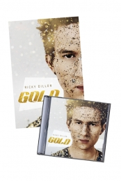 Signed GOLD CD & Poster Bundle