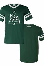Kumbayaaas Team Tee (Dark Green)