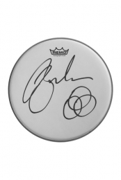 Signed Drumhead