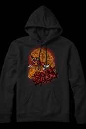 Beasting and Feasting Pullover Hoodie