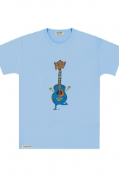 Karla Kids Tee (Light Blue)