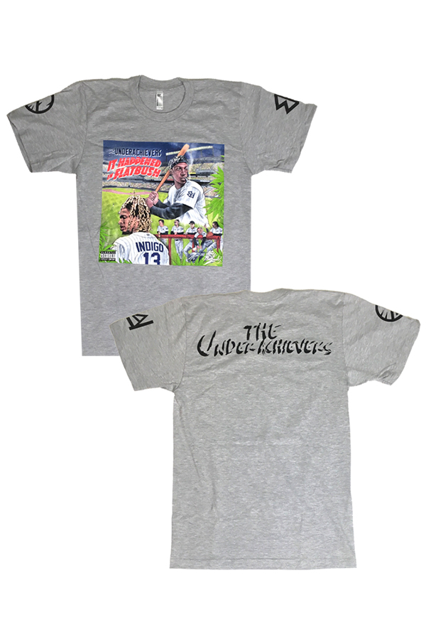 The Underachievers Merch Online Store On District Lines