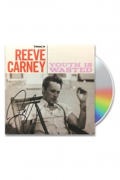Youth is Wasted CD (Signed) - Reeve Carney