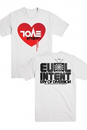 Era Of Diversion Tee (White)
