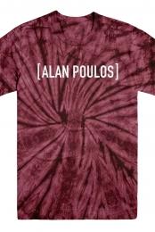 [Alan] Tie-T (Crimson) - Alan Poulos