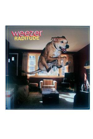 raditude vinyl music weezer music online store on district lines. Black Bedroom Furniture Sets. Home Design Ideas