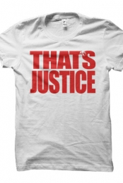 That's Justice (White)