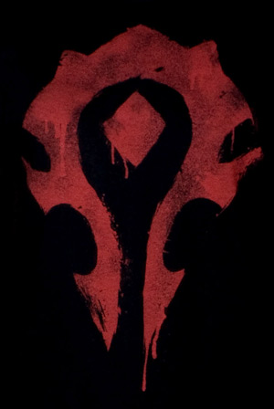 Horde Spray T-Shirt - World of Warcraft T-Shirts - Online ...