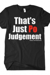 Po Judgement - John Basedow