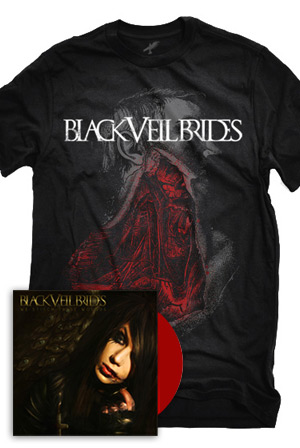 We Stitch These Wounds Vinyl T Shirt Vinyl Black Veil