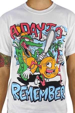 Orange you glad t shirt a day to remember t shirts for Buy t shirts online