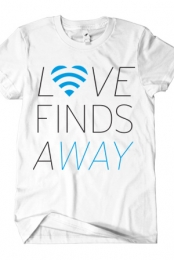 Love Finds A Way (White Crew)
