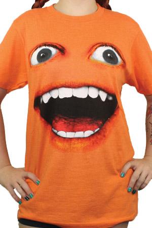 orange t shirt t shirt annoying orange t shirts online. Black Bedroom Furniture Sets. Home Design Ideas
