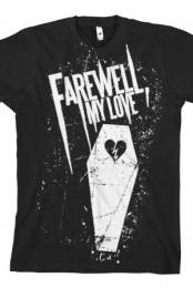 Casket Love Tee (Black)