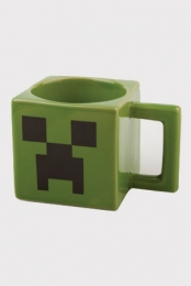 Creeper Face Mug