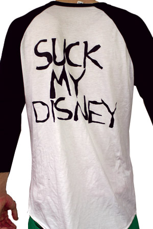 suck my disney t shirt dead girls can 39 t say no t shirts online store on district lines. Black Bedroom Furniture Sets. Home Design Ideas