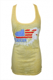 American Mud Race Tank Top (Banana) - American Mud Race