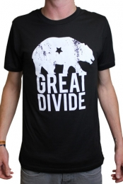 Great Divide Logo (Black w/ White)