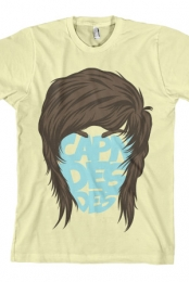 CapnDesDes Hair (Yellow)