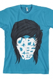 CapnDesDes Hair (Turquoise)