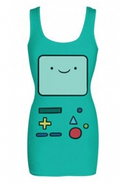 Beemo Tunic Tank Dress
