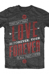 Love Is Forever Tee