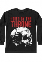 Died By The Throne Longsleeve