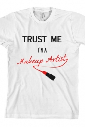 the makeup artist t shirts store on