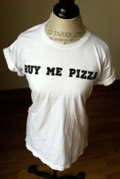 Buy Me Pizza Tee
