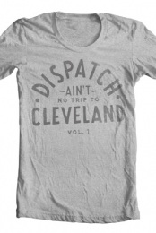 Ain't No Trip To Cleveland Tee (Heather Grey)
