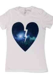 Universal Heart Girls Tee