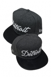 Special Edition Detroit New Era Fitted Hat