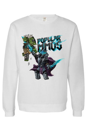 Popularmmos Merch Online Store On District Lines