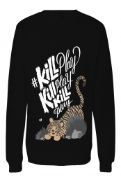 Kill Play Crewneck