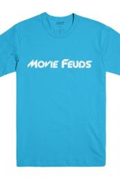 Movie Feuds Tee (Teal) - Feud Nation