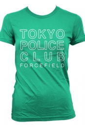 Forcefield Girls Tee (Mint)