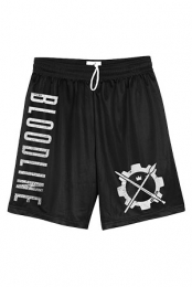 Bloodline Gym Shorts (Black)