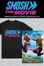 SMOSH: The Movie Exclusive Bundle